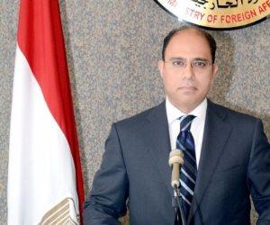 «الخارجية» تنسق مع الجهات القضائية بشأن متابعة الموقف القانوني للمتهم محمد محسوب