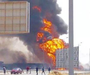 السيطرة على حريق في وحدة سكنية بالإسماعيلية دون خسائر بشرية