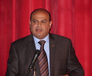 علاء أبو زيد: استعدادات مكثفة لاحتفالات محافظة مطروح بعيدها القومي