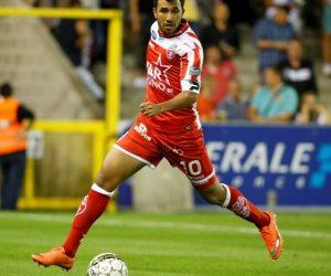 استبعاد محمود تريزيجيه من مباريات موسكرون البلجيكى
