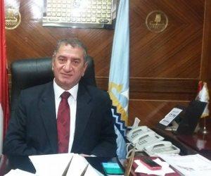 محافظ كفر الشيخ: تحويل 4 موظفين بالقسم الهندسي للنيابة العامة