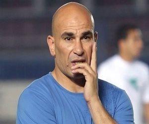 المصري يفوض إبراهيم حسن في بيع محمد حمدي