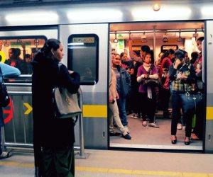هيئة مترو الانفاق: ارتفاع عدد الاشتراكات منذ رفع أسعار التذاكر