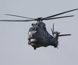 سقوط طائرة هليكوبتر في نهر بنيويورك