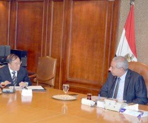 """طارق قابيل: مصر تشارك بفعاليات منتدى"""" الحزام والطريق"""" ببكين الشهر المقبل"""