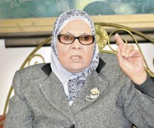 آمنة نصير بمناسبة عيد الشرطة: الإرهاب يحاول إثارة الفتنة