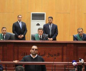 قاتل المصرفية نيفين لطفى لـ«المحكمة»: «أنا مقتلتهاش»
