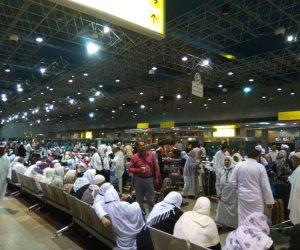 مطار القاهرة يستعد لاستقبال الحجاج الفلسطينيين بعد أدائهم المناسك