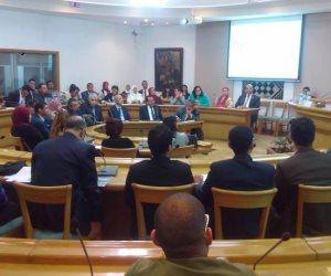 لجنة العلوم السياسية بالمجلس الأعلى للثقافة تضع خطة عمل الفترة المقبلة