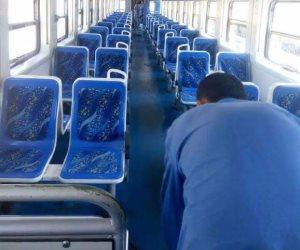 مصر تبحث مع شركة روسية مجرية تصنيع عربات السكك الحديدية