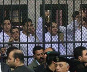 """قضية """"خلية الزيتون الأولى""""..الجنايات تستكمل غدا إعادة محاكمة 5 متهمين"""