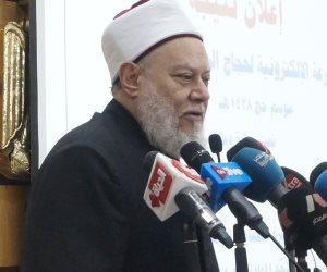 مفتي الجمهورية السابق: «خلي الدنيا في إيدك مش في قلبك»