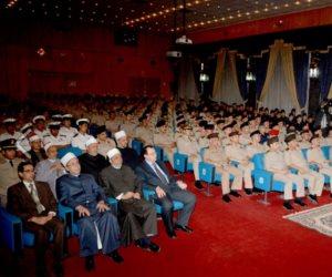 القوات المسلحة تحتفل بذكرى الإسراء والمعراج 1438 هجرية
