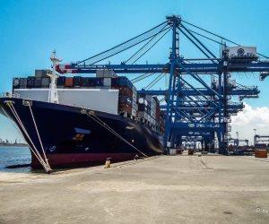 موانئ بورسعيد تستقبل 19 سفينة خلال 24 ساعة