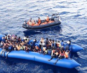 خفر السواحل اليونانية ينقذ 108 لاجئ ومهاجر في بحر إيجة