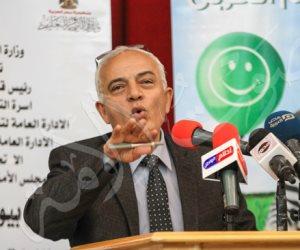 رضا حجازي يكشف تفاصيل إحالة أوراق 167 طالبا إلى النيابة العامة