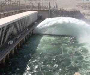لبدء موسم الزراعات الشتوية.. الري تعلن زيادة المنصرف من مياه النيل خلف السد العالي
