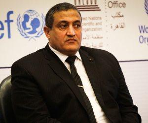 """رفع """"نخلة"""" بشارع الألفي لخطورتها على المارة"""