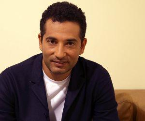 عمرو سعد يغير اسم مسلسله في رمضان المقبل