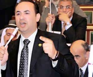 عضو مجلس النواب: الشعب المصري لم يفرط في شبر أرض ولن يفرط في قطرة مياه