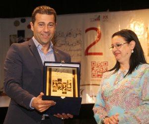 أكاديمية الفنون تكرم «اليوم السابع» في حفل ختام الملتقى العلمي الدولي الثاني (صور)