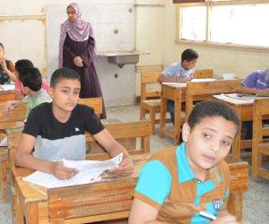 تعليم الجيزة تعلن مواعيد امتحانات الدور الثاني (صور)