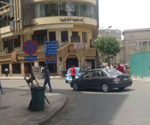 المرور: إغلاق جزئي لشارعي عباس العقاد وحسن المأمون لمد كابل شبكة إنارة لمدة يومان