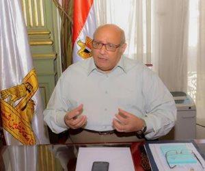رئيس جامعة عين شمس يستقبل وفدا من جامعة جان مولان الفرنسية