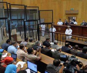 حكم بإعدام 8 والمؤبد لـ32 في استهداف كمائن عسكرية بالإسماعيلية