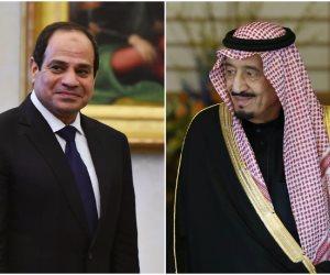 السيسي يعزي الملك سلمان في وفاة الأمير مشعل