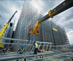 المعماري: إرتفاع أسعار مواد البناء يدعم  الاعتماد على الحديد الخفيف