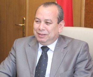 """""""عبد الحميد"""" لـ""""ساكني دمياط"""": فتح باب التعاقد على الغاز بالمنازل في 3 مراكز"""