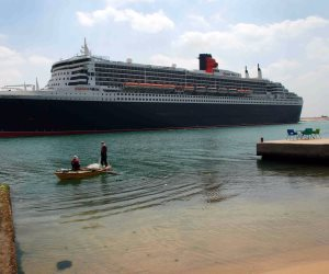 وصول وسفر 5852 راكب بموانئ البحر الأحمر و تداول 299 شاحنة