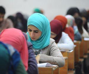 ضبط 514 حالة غش بامتحانات كليات جامعة بنى سويف