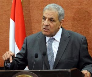 إبراهيم محلب: تطهير سيناء من الإرهاب أول خطوة للتعمير