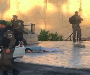 القوات الإسرائيلية تقتل فلسطينية بزعم تنفيذ عملية طعن