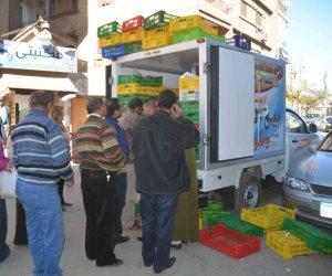 رئيس حى الأميرية: توفير سيارة لبيع المنتجات الغذائية بأسعار مخفضة بمساكن القبة الجديدة