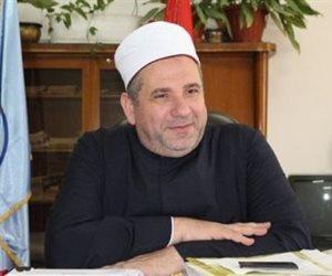 نائب رئيس جامعة الأزهر يهنئ السيسي بفوزه في الانتخابات الرئاسية