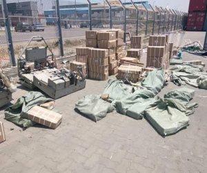 «التهرب الجمركى» بالقاهرة تضبط تلاعب وتزوير إحدى شركات الاستيراد