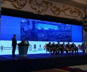 حسام بدراوي في مؤتمر التعليم: شوقي وعبدالغفار يملكان لغة العصر (صور)