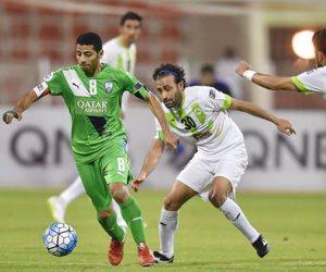 مؤمن زكريا أفضل لاعب في مباراة أهلي جدة والجزيرة الإماراتي
