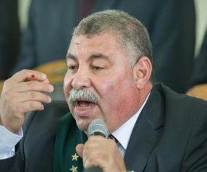 """لسماع شهادة وزير الداخلية الأسبق.. تأجيل محاكمة بديع و 738 متهما بـ""""فض رابعة"""" إلى 4 فبراير"""