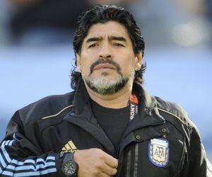 تركي آل شيخ يفاوض مارادونا لحضور مواجهة أتليتكو والأهلي