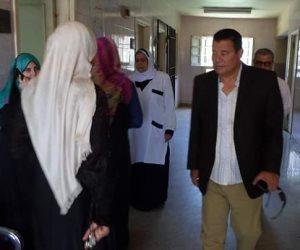 إحالة 47 طبيبا وإداريًا للتحقيق بسبب الإهمال الوظيفي في كفر الزيات
