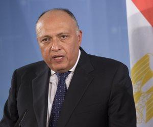 وزيرا الخارجية والري يغادران للخرطوم للمشاركة في اجتماع الـ9 حول سد النهضة