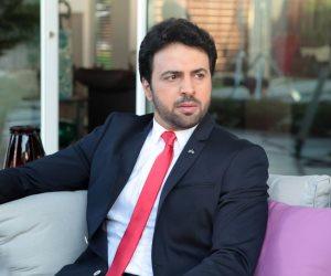 """أحمد شفيق ينتهي من تصوير نصف مشاهد """"عائلة الحاج نعمان"""""""