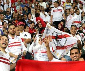 جماهير الزمالك تؤازر شيكابالا أمام الفيصلي في كأس ولي العهد