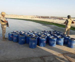القضاء على 4 تكفيريين وضبط كمية من الأسلحة بشمال سيناء