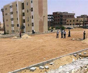 تسليم الأرض المخصصة لبناء الوحدة الصحية لقرية الرياض بدمياط