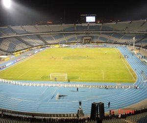 استاد القاهرة يرفض إستضافة مباريات القسم الثاني
